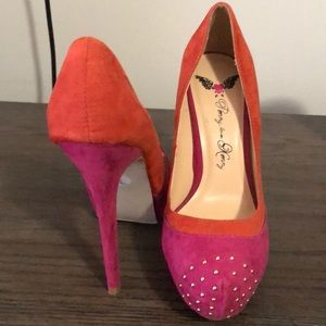 Penny loves Kenny size 7 1/2 pumps